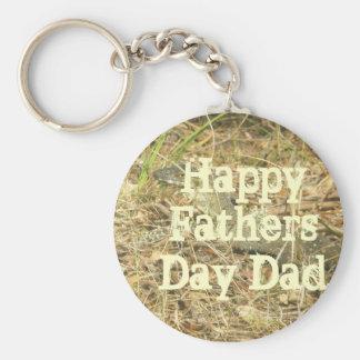Eidechsen-Vatertags-Geschenk Schlüsselbänder