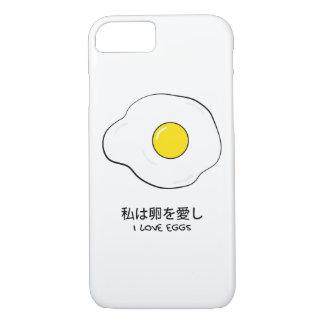 Eier der Liebe I iPhone 8/7 Hülle