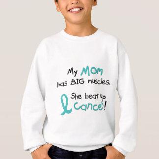 Eierstockkrebs GROSSE MUSKELN 1,2 Mamma Sweatshirt