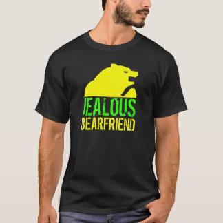 Eifersüchtiger Bearfriend Gelb-Bär T-Shirt