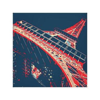 Eiffel Paris Leinwanddruck