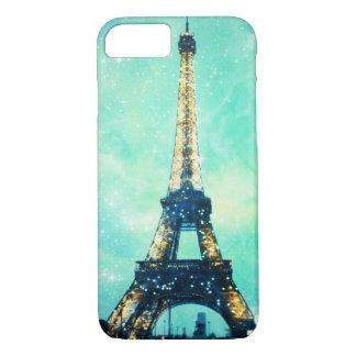 Eiffel-Turm-Kasten, tadelloses grünes und iPhone 8/7 Hülle