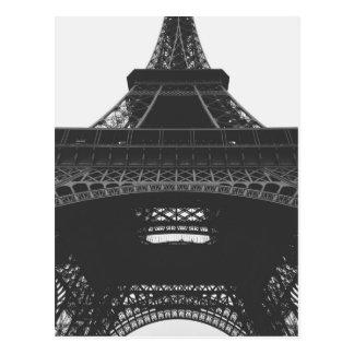Eiffel-Umdrehung Postkarte