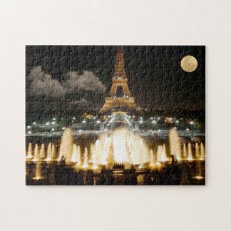Eiffelturm nachts
