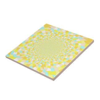 Eigenschafts-Keramik-Fliesen-Chaos-Juwel Kleine Quadratische Fliese