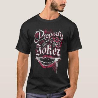 Eigentum der Selbstmord-Gruppe-| des Jokers T-Shirt