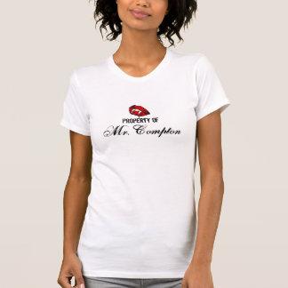 Eigentum von Herrn Compton T-Shirt