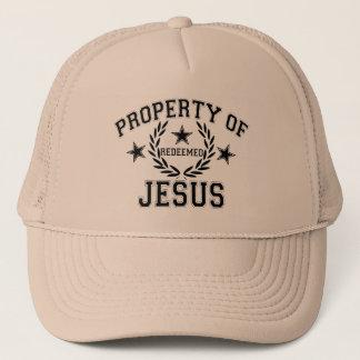 EIGENTUM VON JESUS TRUCKERKAPPE