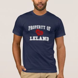 Eigentum von Leland T-Shirt