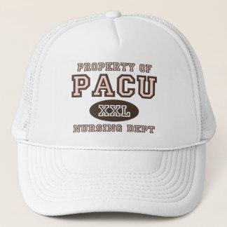 Eigentum von PACU, das Truckerkappe