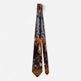 Eigentums-Raum 1880 Personalisierte Krawatten