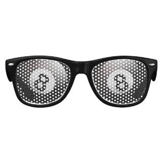 Eightball Augen Kinder Sonnenbrillen