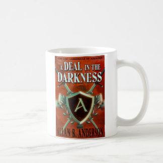 Ein Abkommen in der Dunkelheit Kaffeetasse