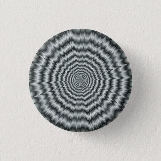 Ein Anblick für wunde Augen im einfarbigen Knopf Runder Button 2,5 Cm