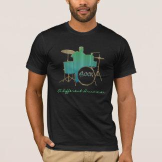 Ein anderes Schlagzeuger-Musik-Shirt T-Shirt