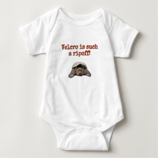 Ein anderes schreckliches Wortspiel Baby Strampler
