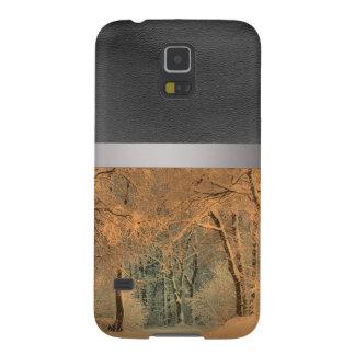 Ein anderes Winter-Märchenland Galaxy S5 Cover