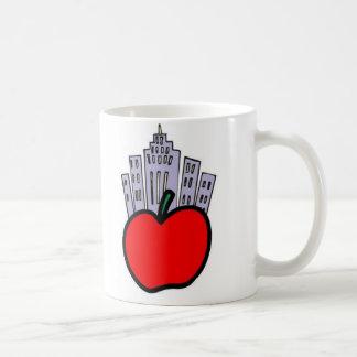 Ein Biss von NYC Kaffeetasse