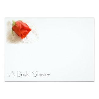 Ein Brautparty 12,7 X 17,8 Cm Einladungskarte