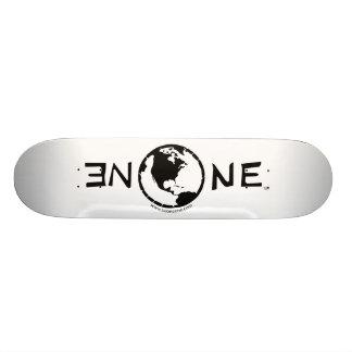 Ein ein personalisierte skateboards