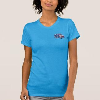 Ein ems-Krankenwagen T-Shirt