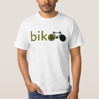 ein Fahrrad T-Shirt