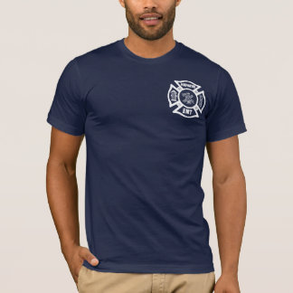 Ein Feuerwehrmann EMT T-Shirt