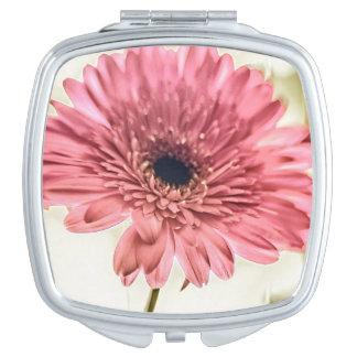 Ein Gänseblümchen für Sie eine digitale Fotografie Taschenspiegel