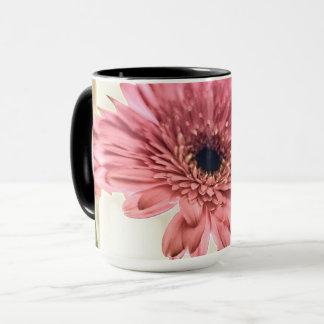 Ein Gänseblümchen für Sie eine digitale Fotografie Tasse