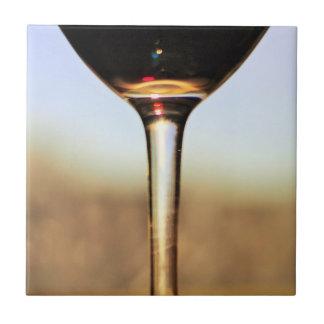 Ein Glas in der Zeit Fliese