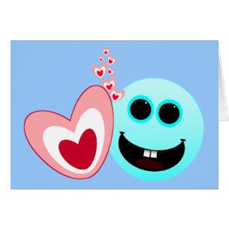 Ein glückliches Herz - Sprichwort-15:13 NIV Karte