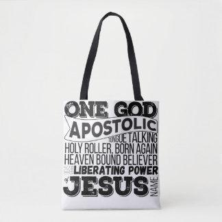 """""""Ein Gott-Apostolic Lied-"""" Taschentasche Tasche"""