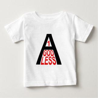 Ein Gott weniger atheistische Shirts