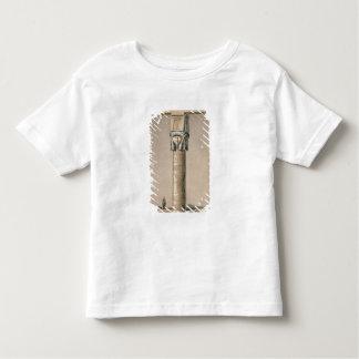 Ein Hathor ging Säule bei Dendarah, Illustration Kleinkinder T-shirt