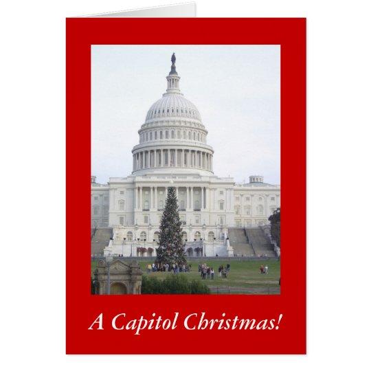 Ein Hauptstadts-Weihnachten! Grußkarte
