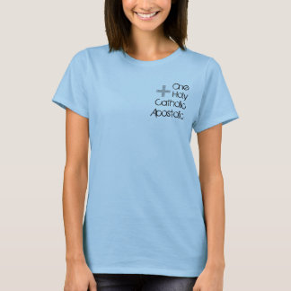 Ein heiliges katholisches apostolisches T-Shirt