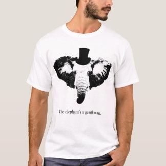 Ein Herr des Elefanten T-Shirt