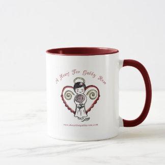Ein Herz für Gabby Rosen-Tasse Tasse