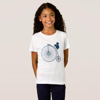 Ein hohes Rad T-Shirt