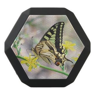 Ein hübscher Schmetterling Schwarze Bluetooth Lautsprecher