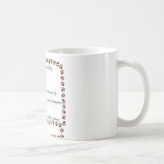 Ein Hund… Kaffeetassen