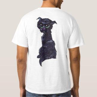 Ein #Kitty genannte Jewel | #jWe | #BlackCat T-Shirt