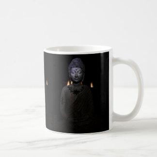 Ein kleiner Buddha für Ihren Morgen Kaffeetasse