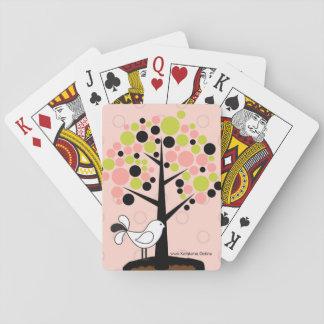 Ein kleiner Piepmatz sagte mir… Spielkarten