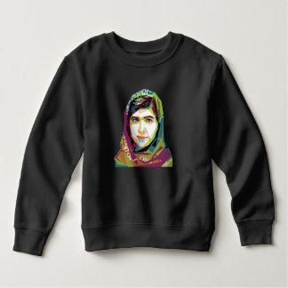 Ein Mädchen-Kleinkind-Dunkelheits-Sweatshirt Sweatshirt