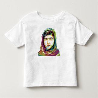 Ein Mädchen-Kleinkind-Jersey-T - Shirt
