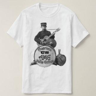 Ein Mann-Band durch USAMG T-Shirt