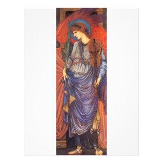 Ein musikalischer Engel 21,6 X 27,9 Cm Flyer