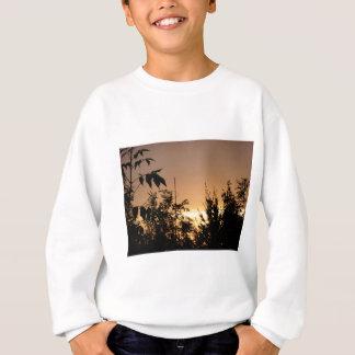 Ein Norfolk-Sonnenuntergang Sweatshirt