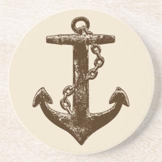Ein Piraten-Leben anchorcoaster_1 Untersetzer